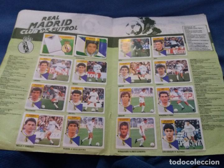 Coleccionismo deportivo: ÁLBUM 91/92 ESTE. BASTANTE COMPLETO. LEER DESCRIPCIÓN - Foto 17 - 109158975