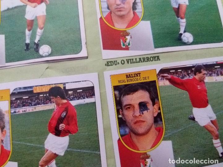 Coleccionismo deportivo: ÁLBUM 91/92 ESTE. BASTANTE COMPLETO. LEER DESCRIPCIÓN - Foto 18 - 109158975