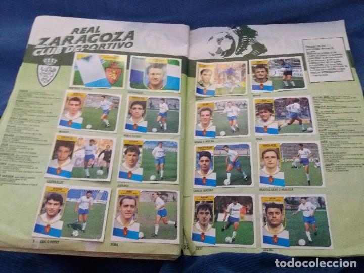 Coleccionismo deportivo: ÁLBUM 91/92 ESTE. BASTANTE COMPLETO. LEER DESCRIPCIÓN - Foto 19 - 109158975