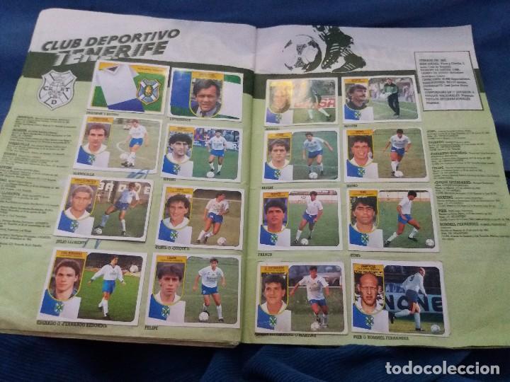 Coleccionismo deportivo: ÁLBUM 91/92 ESTE. BASTANTE COMPLETO. LEER DESCRIPCIÓN - Foto 21 - 109158975