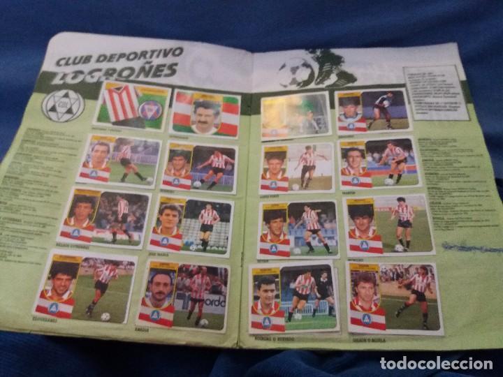 Coleccionismo deportivo: ÁLBUM 91/92 ESTE. BASTANTE COMPLETO. LEER DESCRIPCIÓN - Foto 25 - 109158975