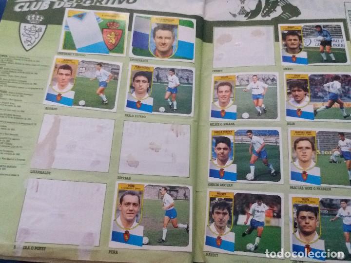 Coleccionismo deportivo: ÁLBUM 91/92 ESTE. BASTANTE COMPLETO. LEER DESCRIPCIÓN - Foto 29 - 109158975
