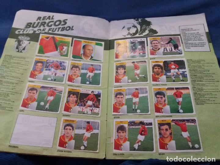 Coleccionismo deportivo: ÁLBUM 91/92 ESTE. BASTANTE COMPLETO. LEER DESCRIPCIÓN - Foto 33 - 109158975