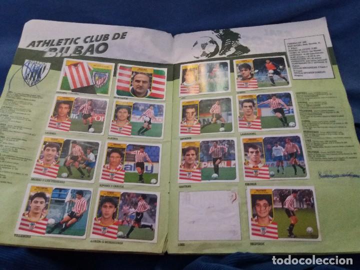 Coleccionismo deportivo: ÁLBUM 91/92 ESTE. BASTANTE COMPLETO. LEER DESCRIPCIÓN - Foto 34 - 109158975