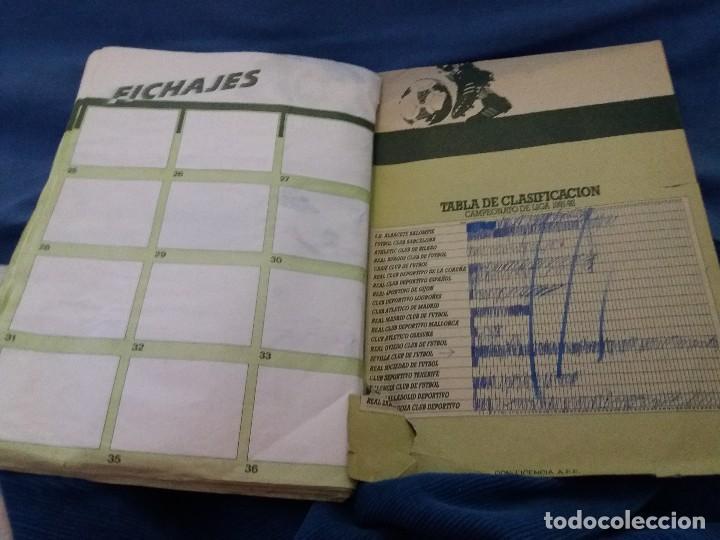 Coleccionismo deportivo: ÁLBUM 91/92 ESTE. BASTANTE COMPLETO. LEER DESCRIPCIÓN - Foto 35 - 109158975