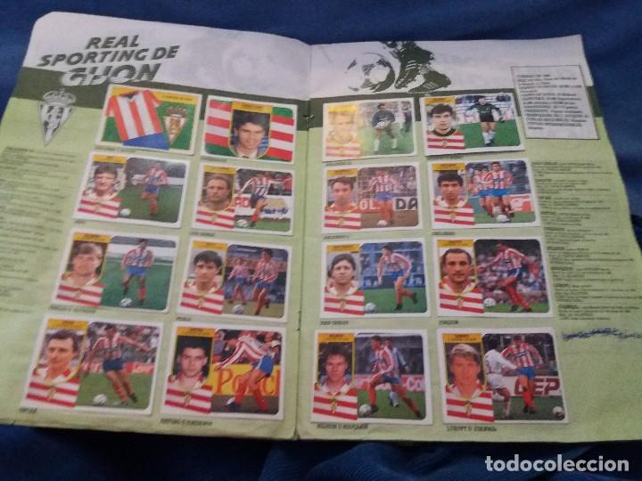 Coleccionismo deportivo: ÁLBUM 91/92 ESTE. BASTANTE COMPLETO. LEER DESCRIPCIÓN - Foto 36 - 109158975