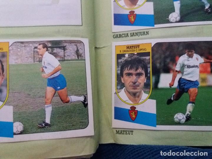 Coleccionismo deportivo: ÁLBUM 91/92 ESTE. BASTANTE COMPLETO. LEER DESCRIPCIÓN - Foto 37 - 109158975