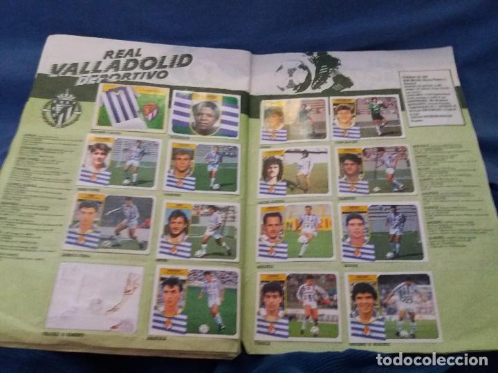 Coleccionismo deportivo: ÁLBUM 91/92 ESTE. BASTANTE COMPLETO. LEER DESCRIPCIÓN - Foto 38 - 109158975
