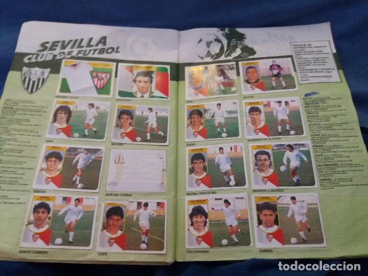 Coleccionismo deportivo: ÁLBUM 91/92 ESTE. BASTANTE COMPLETO. LEER DESCRIPCIÓN - Foto 40 - 109158975