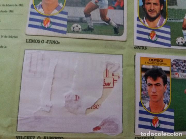 Coleccionismo deportivo: ÁLBUM 91/92 ESTE. BASTANTE COMPLETO. LEER DESCRIPCIÓN - Foto 42 - 109158975