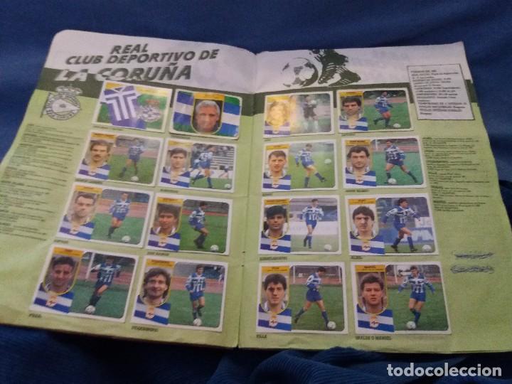 Coleccionismo deportivo: ÁLBUM 91/92 ESTE. BASTANTE COMPLETO. LEER DESCRIPCIÓN - Foto 44 - 109158975