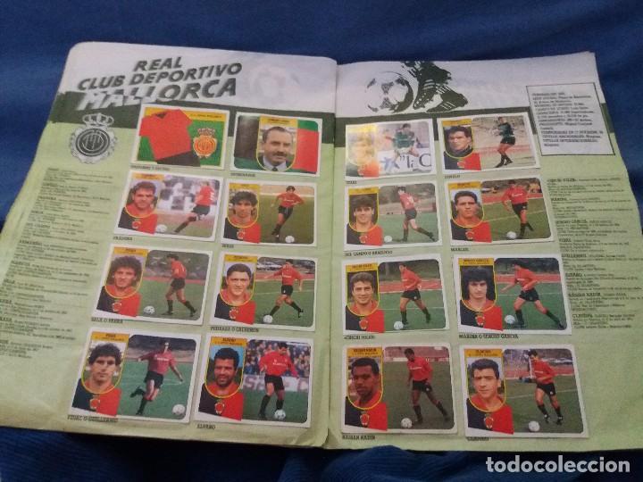 Coleccionismo deportivo: ÁLBUM 91/92 ESTE. BASTANTE COMPLETO. LEER DESCRIPCIÓN - Foto 45 - 109158975