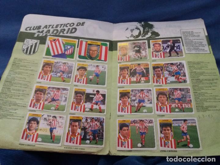Coleccionismo deportivo: ÁLBUM 91/92 ESTE. BASTANTE COMPLETO. LEER DESCRIPCIÓN - Foto 55 - 109158975