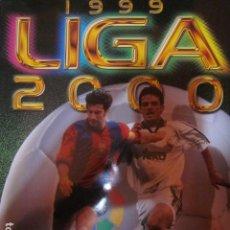 Coleccionismo deportivo: ALBUM VACIO LIGA 99 00 1999 2000 LIGA ESTE NUEVO A ESTRENAR. Lote 141906006