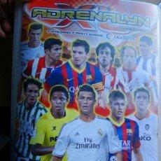 Coleccionismo deportivo: ADRENALYN 2013-14 VER EL CONTENIDO . Lote 109498767