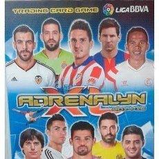 Coleccionismo deportivo: ALBUM CROMO ADRENALYN LIGA BBVA 2014-15 CONTENIDO EN EL INTERIOR. Lote 109744775