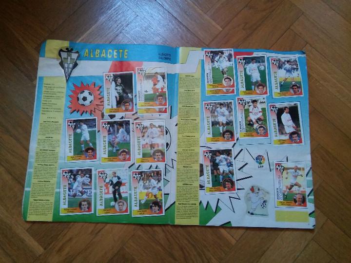 Coleccionismo deportivo: PANINI (NO ESTE) TEMPORADA 1994 1995 - 94 95 - LEER DESCRIPCION - Foto 3 - 48329747