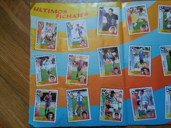 Coleccionismo deportivo: PANINI (NO ESTE) TEMPORADA 1994 1995 - 94 95 - LEER DESCRIPCION - Foto 8 - 48329747