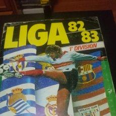 Coleccionismo deportivo: ÁLBUM LIGA ESTE 82-83. Lote 110147932