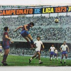 Coleccionismo deportivo: CAMPEONATO DE LIGA 1973-74. ÁLBUM DE CROMOS, VER FOTOS. Lote 110240159