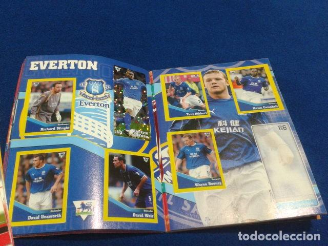 Coleccionismo deportivo: MINI ALBUM DE CHICLE POCKET COLLECTION F.A. PREMIER LEAGUE 2003 / 04 MERLIN FANTAN 15 CROMOS - Foto 10 - 110495075