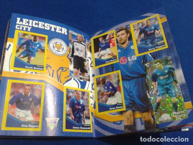 Coleccionismo deportivo: MINI ALBUM DE CHICLE POCKET COLLECTION F.A. PREMIER LEAGUE 2003 / 04 MERLIN FANTAN 15 CROMOS - Foto 13 - 110495075