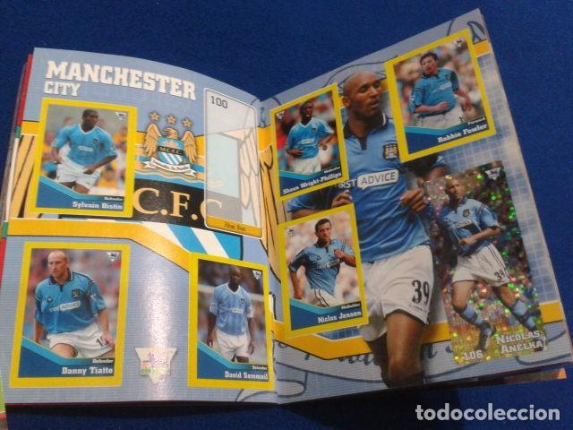 Coleccionismo deportivo: MINI ALBUM DE CHICLE POCKET COLLECTION F.A. PREMIER LEAGUE 2003 / 04 MERLIN FANTAN 15 CROMOS - Foto 15 - 110495075