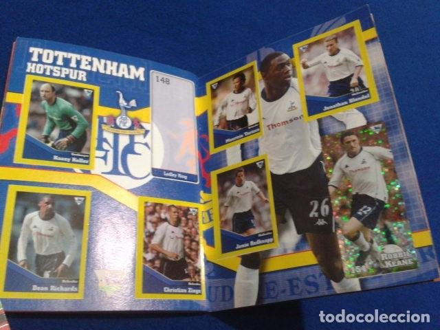 Coleccionismo deportivo: MINI ALBUM DE CHICLE POCKET COLLECTION F.A. PREMIER LEAGUE 2003 / 04 MERLIN FANTAN 15 CROMOS - Foto 21 - 110495075