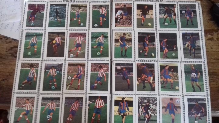 Coleccionismo deportivo: ALBUM 1971 1972 FHER DISGRA CAMPEONATO DE LIGA 71 72 COMPLETO SIN POSTER CENTRAL - Foto 3 - 56305601