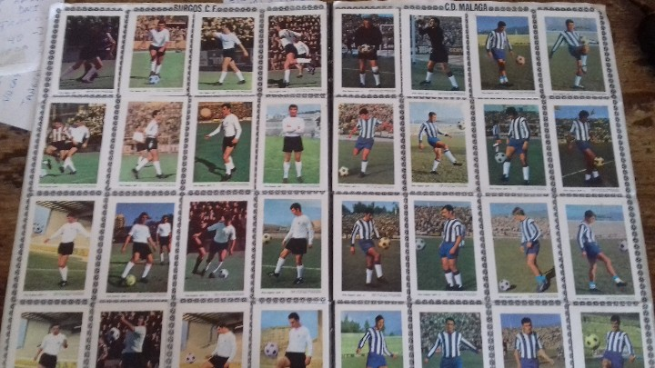 Coleccionismo deportivo: ALBUM 1971 1972 FHER DISGRA CAMPEONATO DE LIGA 71 72 COMPLETO SIN POSTER CENTRAL - Foto 4 - 56305601