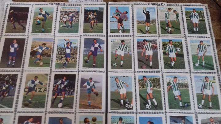 Coleccionismo deportivo: ALBUM 1971 1972 FHER DISGRA CAMPEONATO DE LIGA 71 72 COMPLETO SIN POSTER CENTRAL - Foto 5 - 56305601