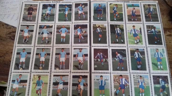 Coleccionismo deportivo: ALBUM 1971 1972 FHER DISGRA CAMPEONATO DE LIGA 71 72 COMPLETO SIN POSTER CENTRAL - Foto 7 - 56305601