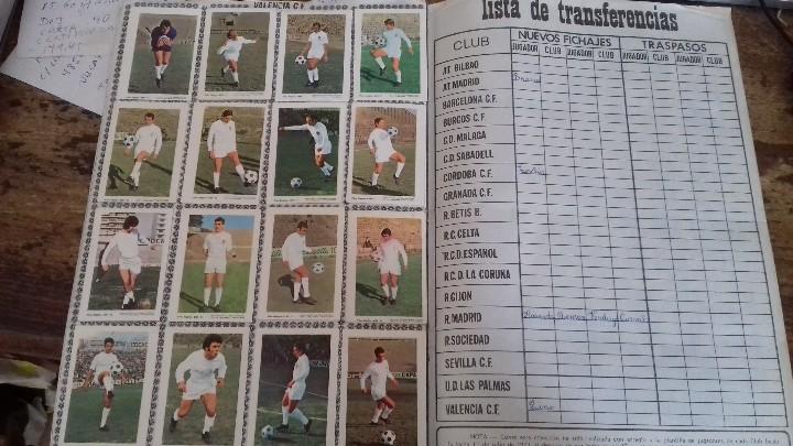 Coleccionismo deportivo: ALBUM 1971 1972 FHER DISGRA CAMPEONATO DE LIGA 71 72 COMPLETO SIN POSTER CENTRAL - Foto 11 - 56305601