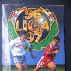 Coleccionismo deportivo: ALBUM CROMOS - LIGA 1996-1997 96-97 - ED. ESTE - TIENE 468 CROMOS - VER DESCRIPCION Y FOTOS. Lote 111814731
