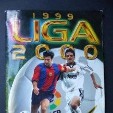 Coleccionismo deportivo: ALBUM CROMOS - LIGA 1999-2000 99-00 - ED. ESTE - TIENE 438 CROMOS - VER DESCRIPCION Y FOTOS. Lote 111937703