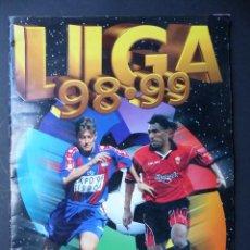Coleccionismo deportivo: ALBUM CROMOS - LIGA 1998-1999 98-99 - ED. ESTE - TIENE 323 CROMOS - VER DESCRIPCION Y FOTOS. Lote 111939251