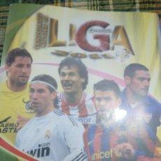 Coleccionismo deportivo: LIGA BBVA 2011. OFFICIAL QUIZ GAME COLLECTION 2010-2011. 10-11. MUNDI CROMO SPORT. FUTBOL. Lote 112525039