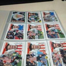 Coleccionismo deportivo: LOTE CROMOS LIGA ESTE 2015-2016, 15-16. PANINI LIGA SANTANDER. FUTBOL.. Lote 112572407