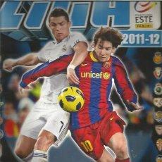 Coleccionismo deportivo: ALBUM LIGA 2011. Lote 112692191