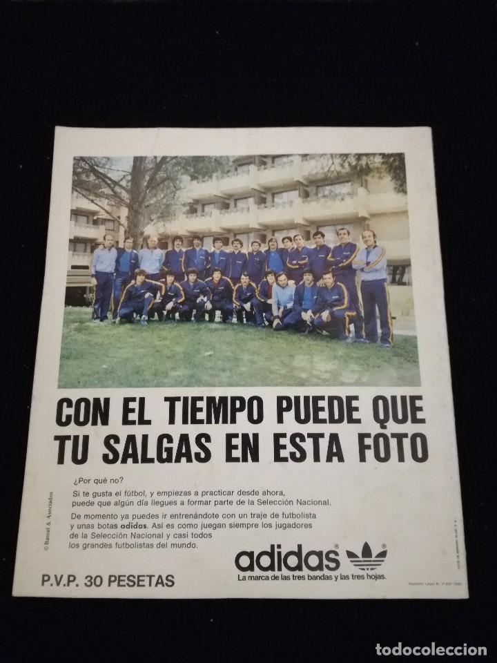 Coleccionismo deportivo: Álbum de cromos fútbol 80 - 81 cromo crom - Foto 3 - 112830823