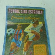 Coleccionismo deportivo: FUTBOL LIGA ESPAÑOLA 1975/76 MATEO MIRETE. Lote 113020095