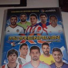 Coleccionismo deportivo: ADRENALYN 2014-15 14 2015 - LIGA BBVA DE FUTBOL ESPAÑOLA - ALBUM CON 571 CROMOS, EL 99% DE LA COLE. Lote 113712847