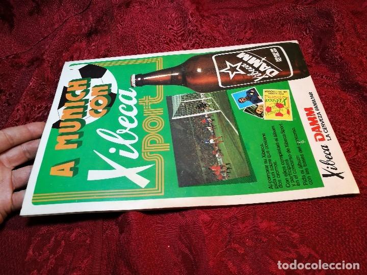 Coleccionismo deportivo: XIBECA SPORT. ALBUM FUTBOL. AÑO 1973-74 CERVEZAS DAMM. VACIO. ESTADO IMPECABLE - Foto 6 - 113954047