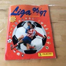 Coleccionismo deportivo: ÁLBUM LIGA 96/97 PANINI INCOMPLETO. Lote 114075987