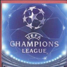 Coleccionismo deportivo: ALBUM UEFA CHAMPIONS LEAGUE 2007-2008, PANINI, VACIO ,SIN USAR, VER FOTOS. Lote 114886803