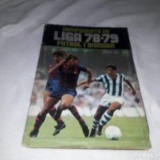 Coleccionismo deportivo: ALBUM DE LA LIGA 1978-79 DE ESTE ,CASI COMPLETO. Lote 114922751