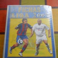 Coleccionismo deportivo: ÁLBUM LAS FICHAS DE LA LIGA 2005 (2004/2005).. Lote 115340579