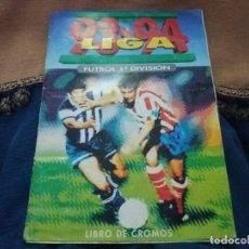 Coleccionismo deportivo: 93/94 ESTE. ALBUM BASTANTE COMPLETO Y BUEN ESTADO VERSION ADHESIVOS . Lote 115351007