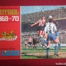 Coleccionismo deportivo: ALBUM LA CIBELES 1959 - 60 VACÍO A ESTRENAR. . Lote 115519111