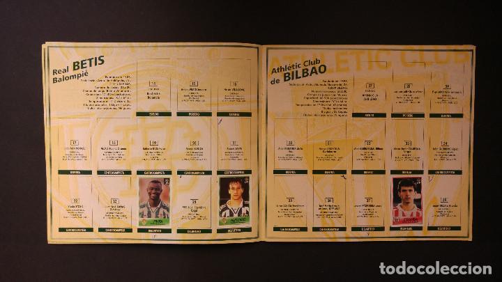 Coleccionismo deportivo: ALBUM CROMOS - LIGA 1996-1997 96-97, BOLLYCAO - Foto 4 - 115798079